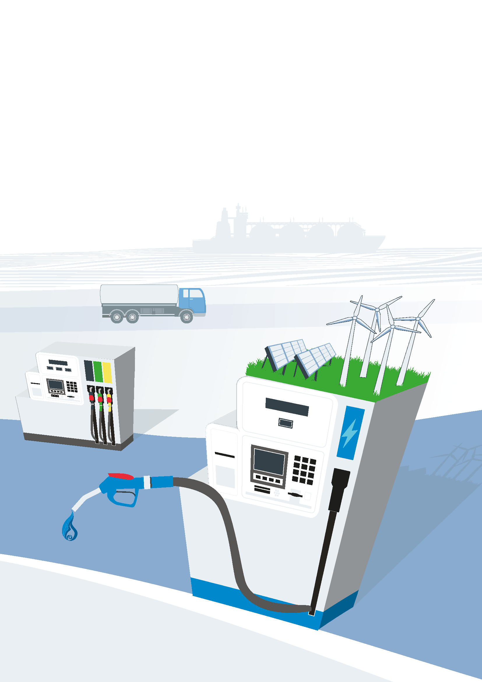 Cover image from Cerulogy's report on electromethane and electroammonia